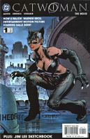 Catwoman: The Movie Adaptation - One-Shot Comic